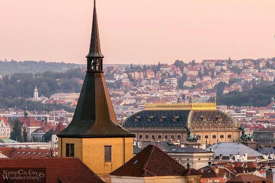 Spires in Prague Things to do
