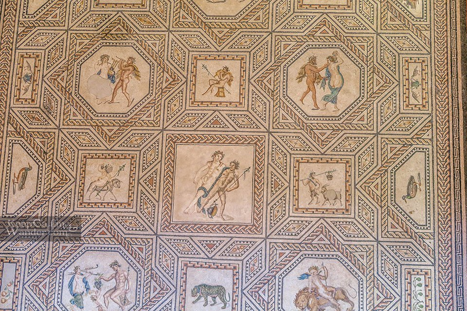 Mosaic of Dionysius The Roman-German Museum Proves That Cologne Was Once a Roman City Travel