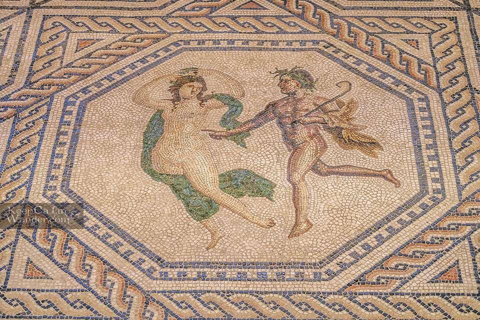 Roman-German Museum Proves That Cologne Mosaic Dionysius