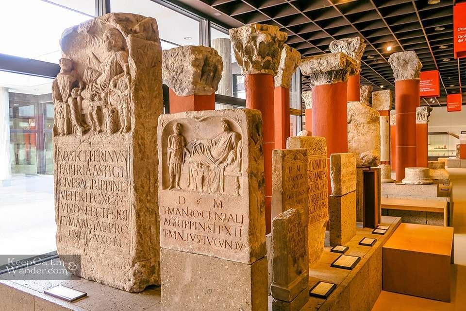 Römisch-Germanisches Museum in Cologne Travel Blog