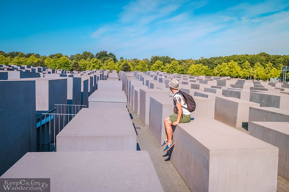 Memorial to the Murdered Jews of Europe Berlin Attractions
