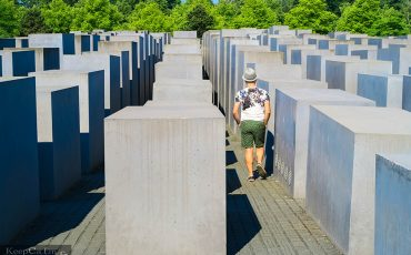 HOLOCAUST MEMORIAL IN BERLIN GERMANY 3