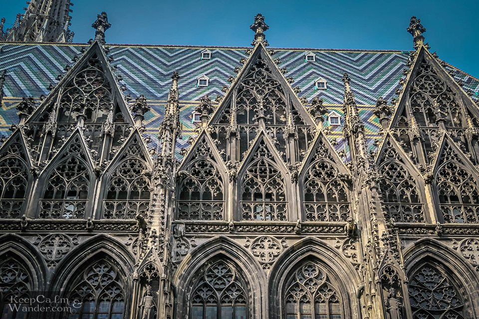 Gothic cathedral in Austria