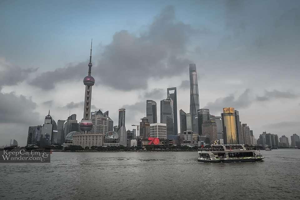 Shanghai Skyline Things to do Hotel
