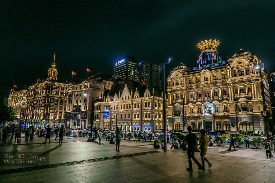 Shanghaied by The Bund at Night Hostel hotel in Shanghai things to do Travel blog