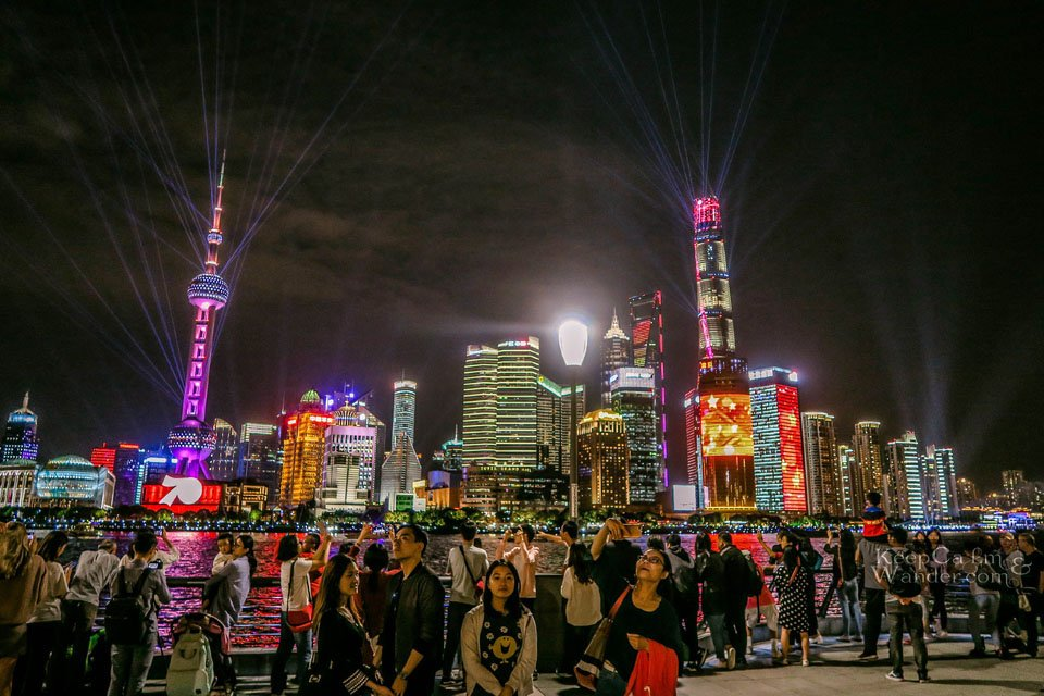 Things to do in Shanghai Bund