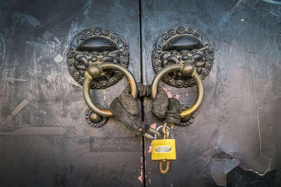 China Travel Blog Tourist Attraction Suzhou