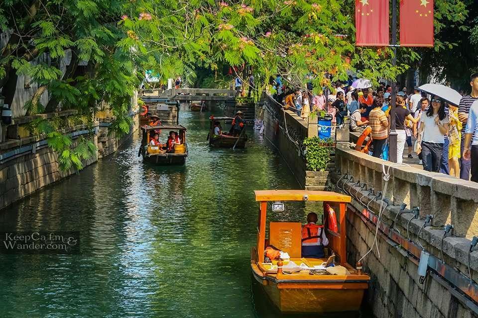 Venice China Suzhou Things to do