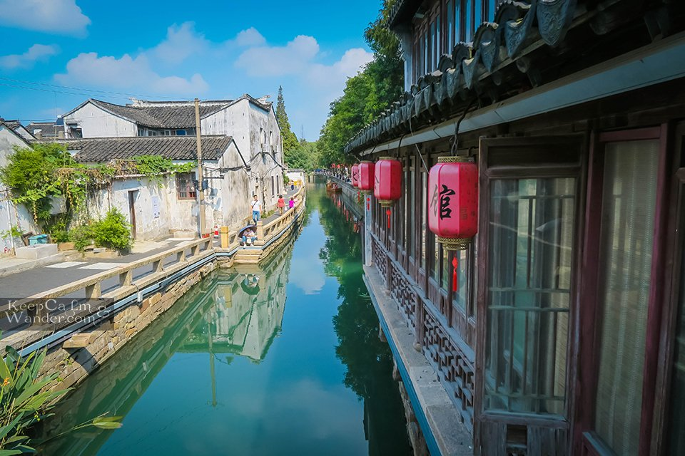 Things to do in Suzhou Jiangsu China