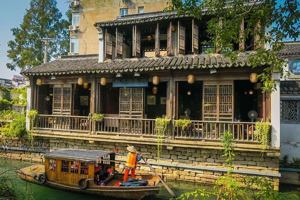 Pingjiang Road Suzhou Jiangsu China