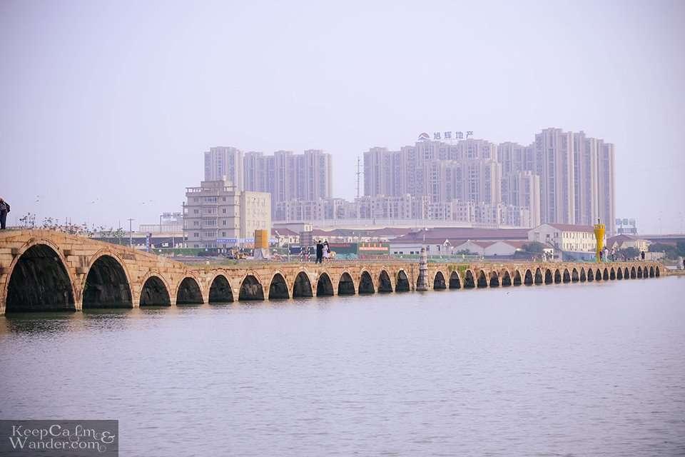 Bandai qiao suzhou china