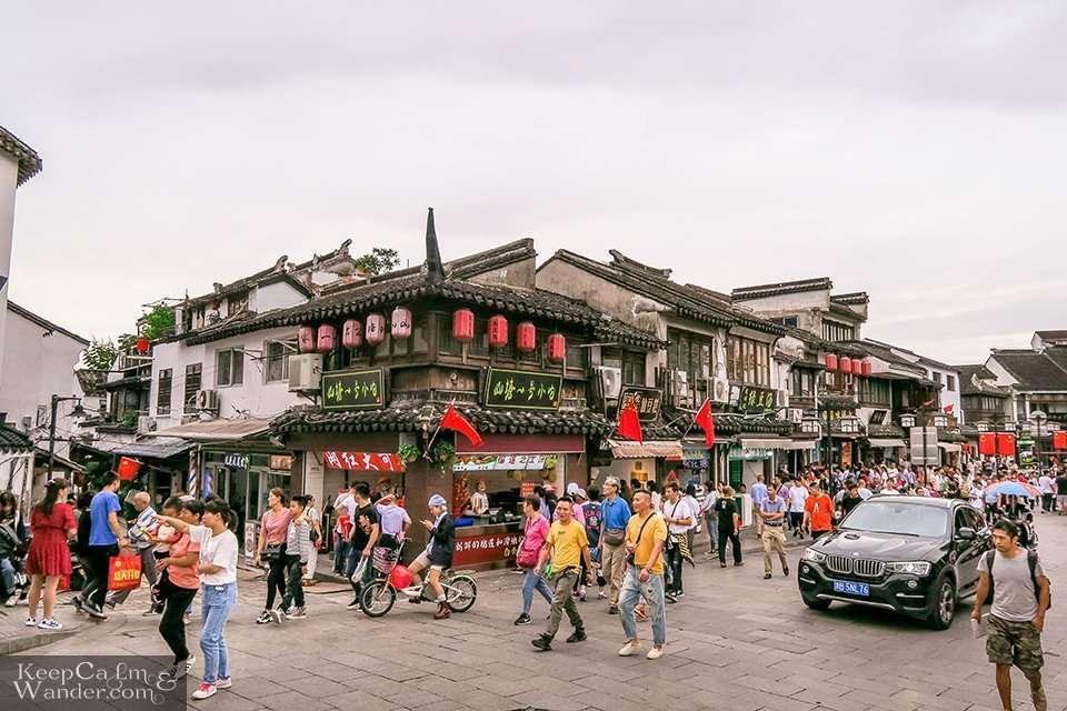 Hostel hotel in suzhou China