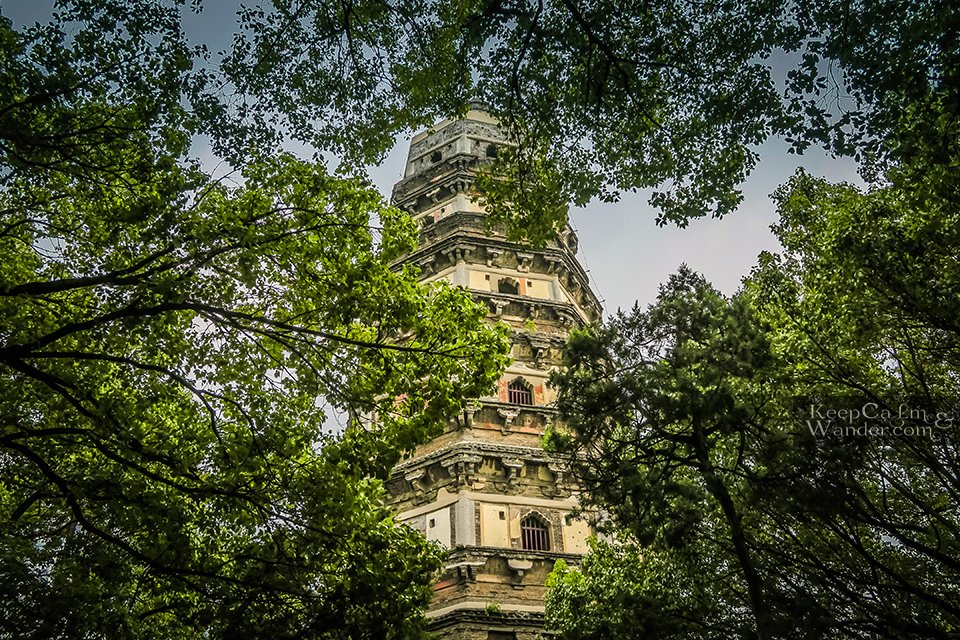 Pagoda in Suzhou