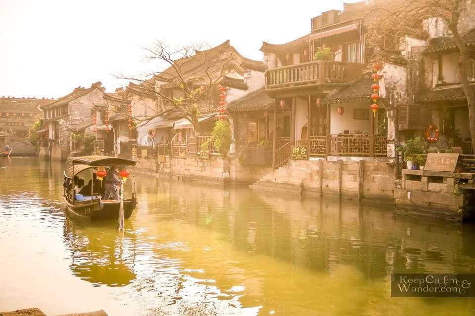 Morning views of Xi Tang Hotel