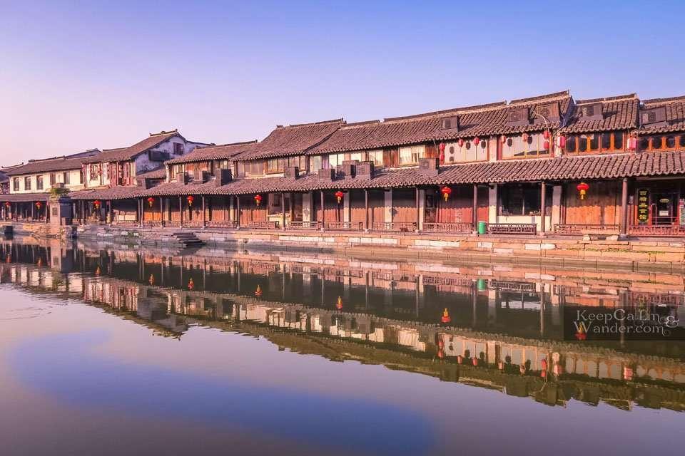 Xi Tang Hotel Ancient Town Travel China