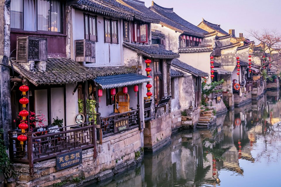 An Ancient Water Town Called Xitang