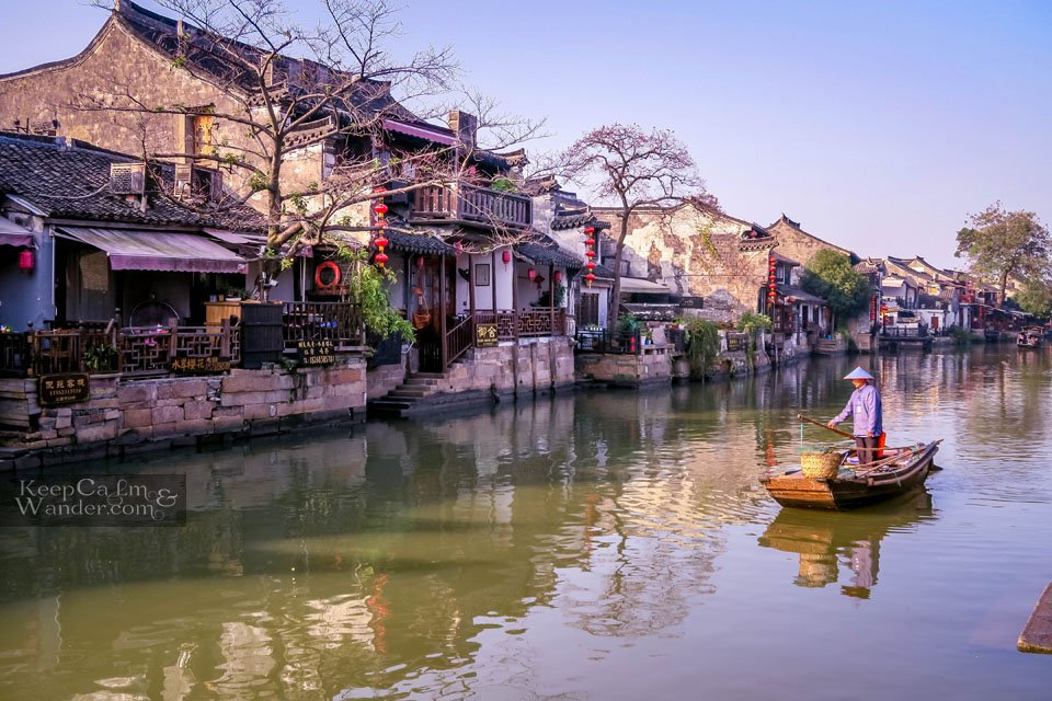 Travel Blog China