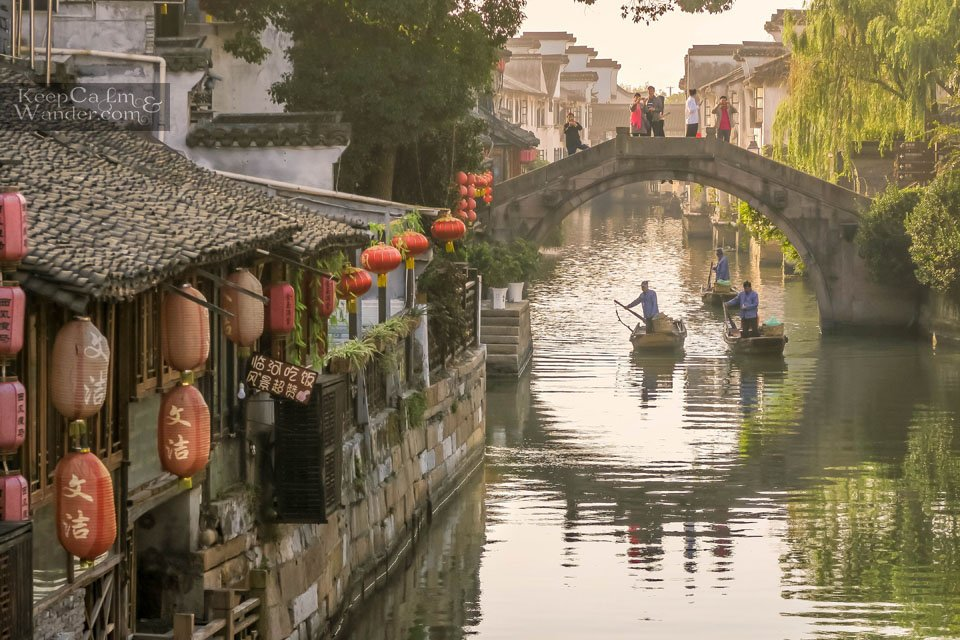 How to get to Xitang from Hangzhou