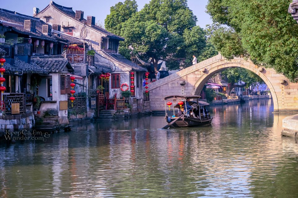 How to get to Xitang from Hangzhou China Travel Blog