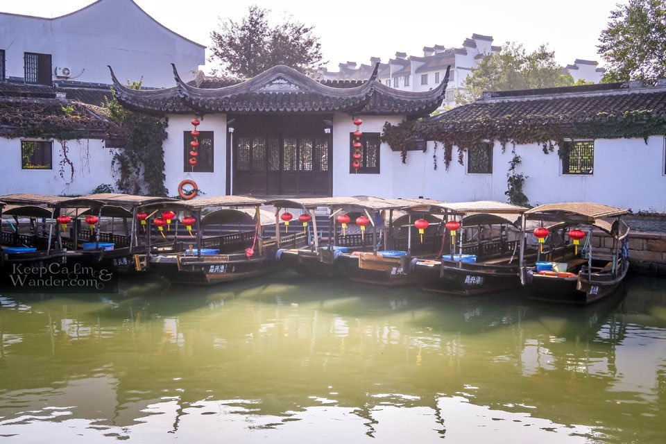 How to get to Xitang from Shanghai