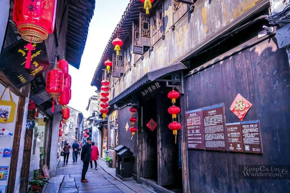 China Hotel Hostel Xitang