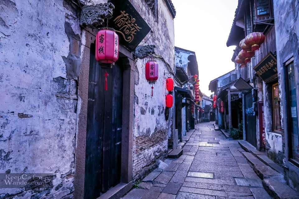 Ancient Water town Shanghai Travel