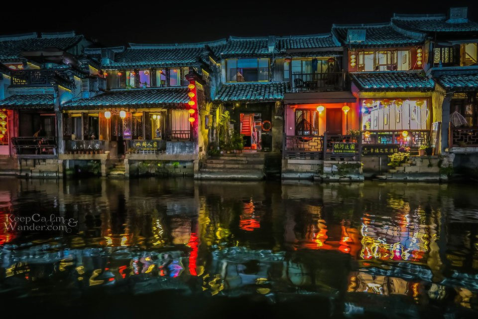 Xitang at Night is Absolutely the Movie in Your Mind (China) Travel Blog