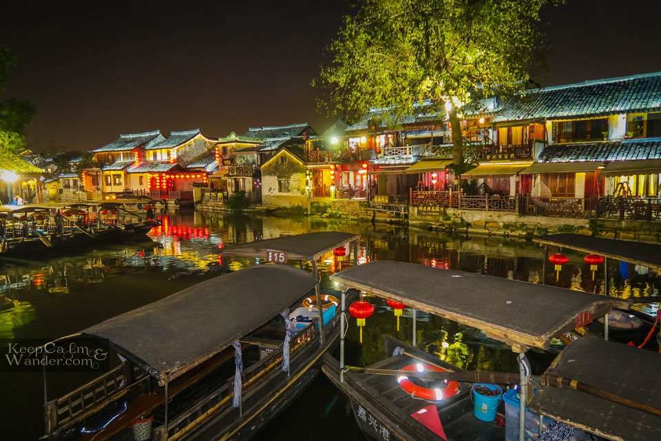 Things to do in Xi Tang China