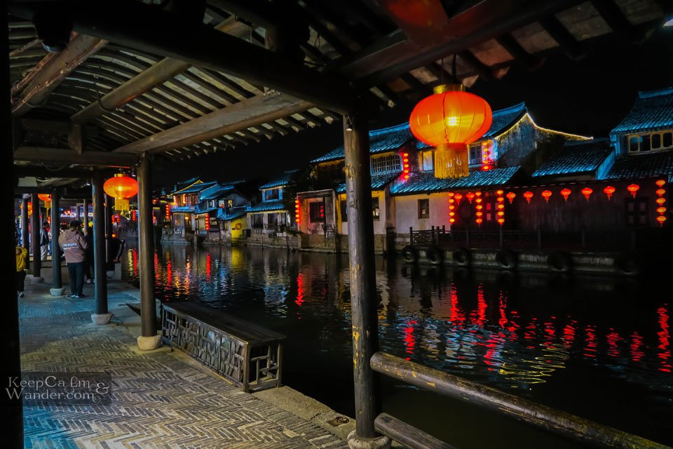 Xitang at Night is Absolutely the Movie in Your Mind (China).
