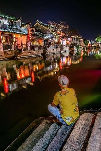 Sightseeing in Xi Tang