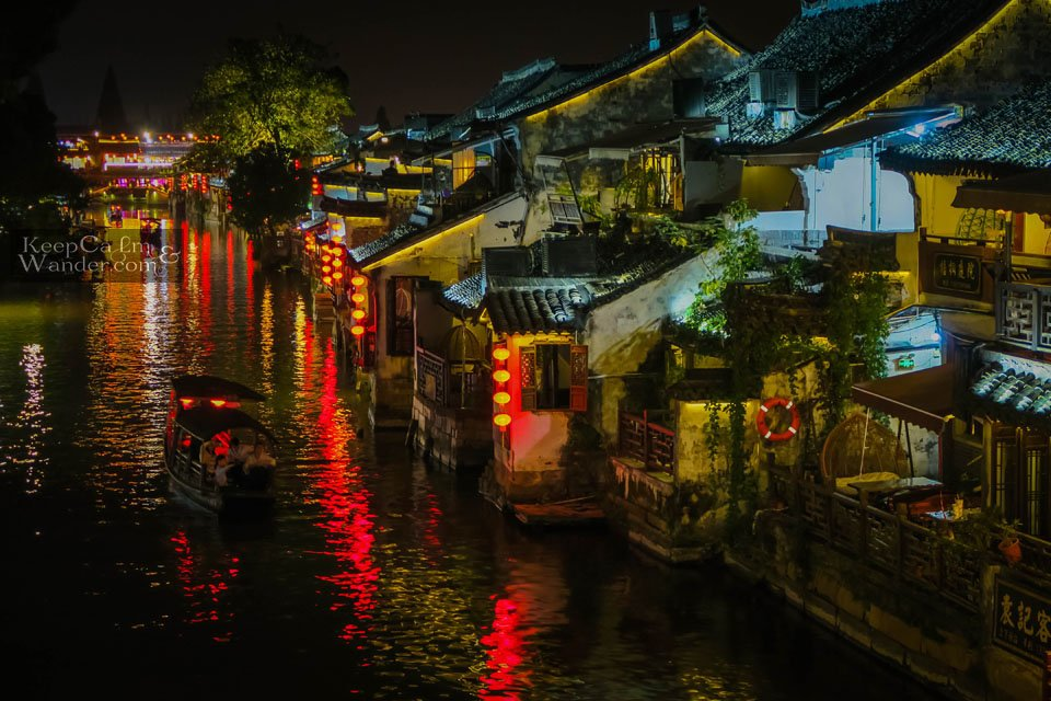 The Watertown is is just a short trip from Shanghai, Suzhou and Hangzhou by train.