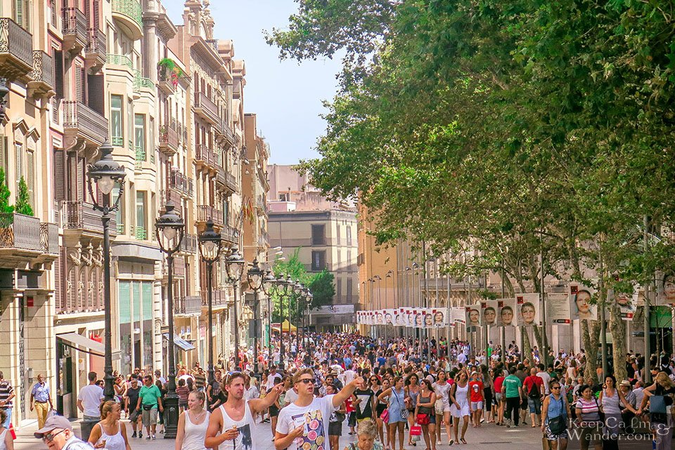 Barcelona Best city in Europe Travel Blog