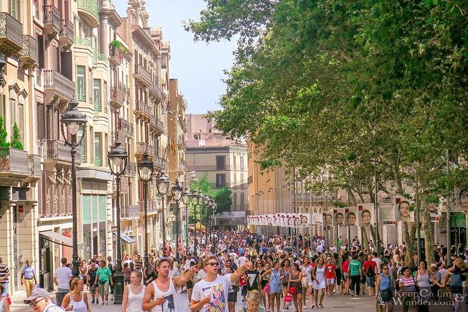 Barcelona Best city in Europe Travel Blog
