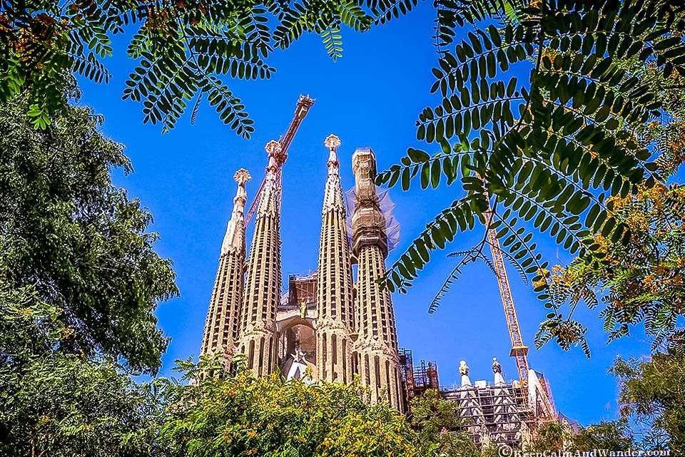 Barcelona best city in Europe